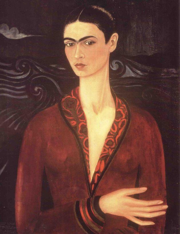 Autorretrato. 1926. Óleo sobre lienzo. 79,7 x 60 cm. Colección Particular.